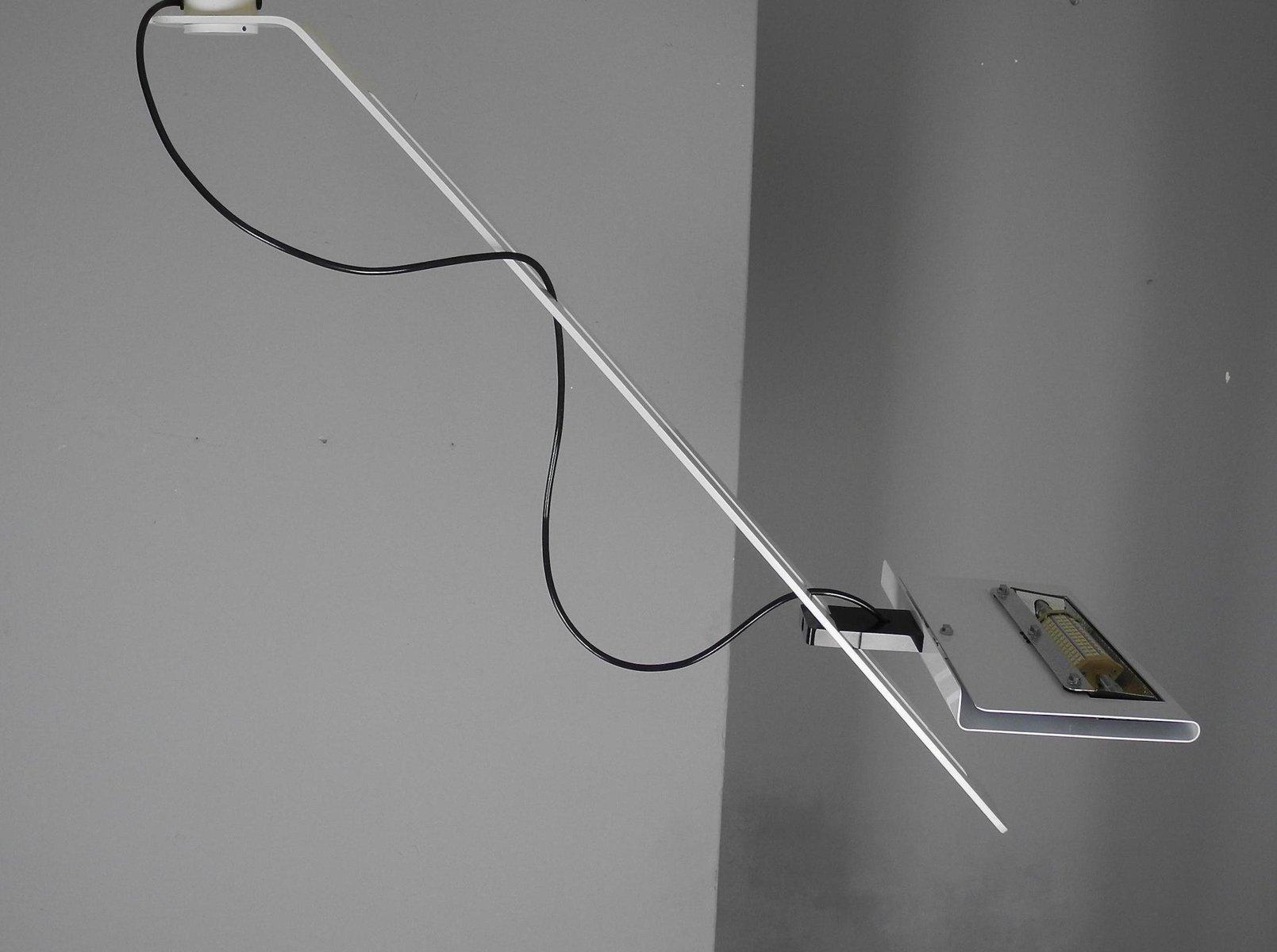 Modell Domea 886 Deckenlampe von Bruno Gecchelin für Oluce, 1970er