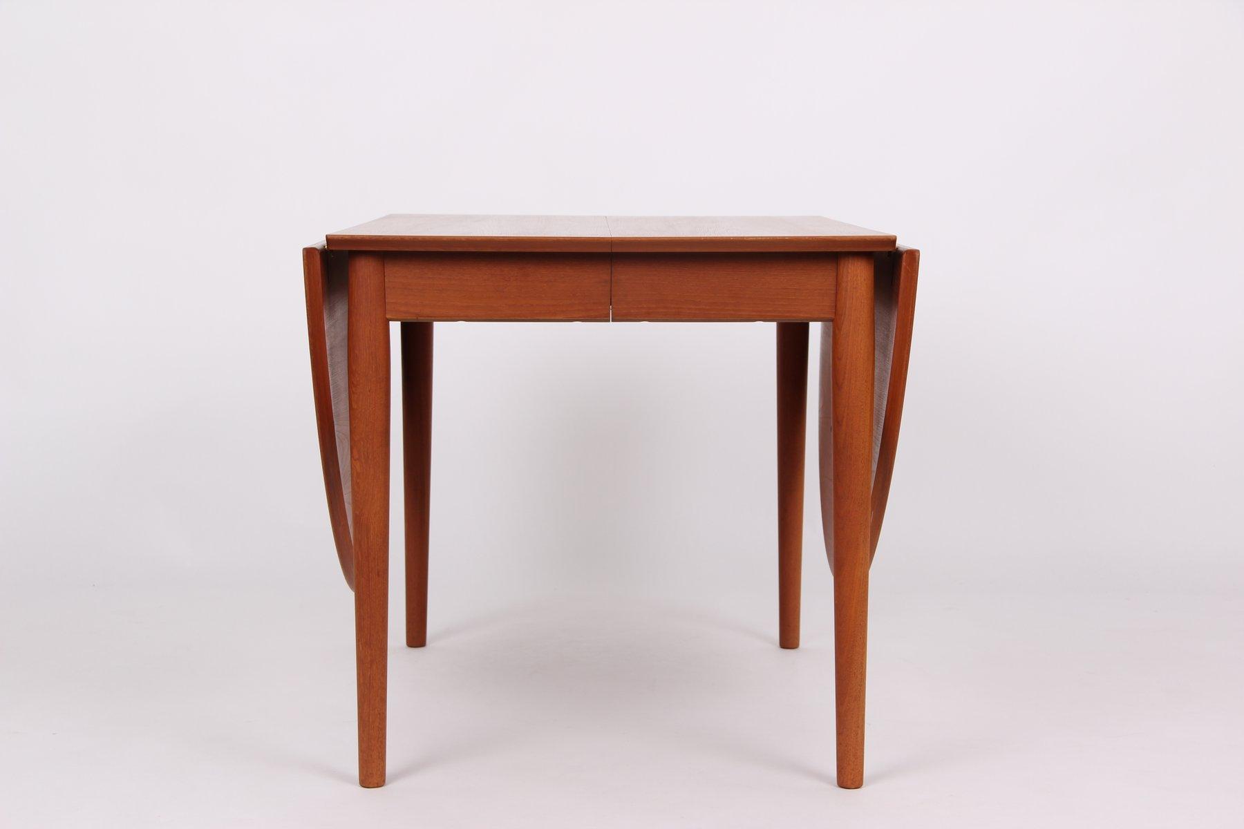 Modell 227 Teak Esstisch von Arne Vodder für Sibast, 1964