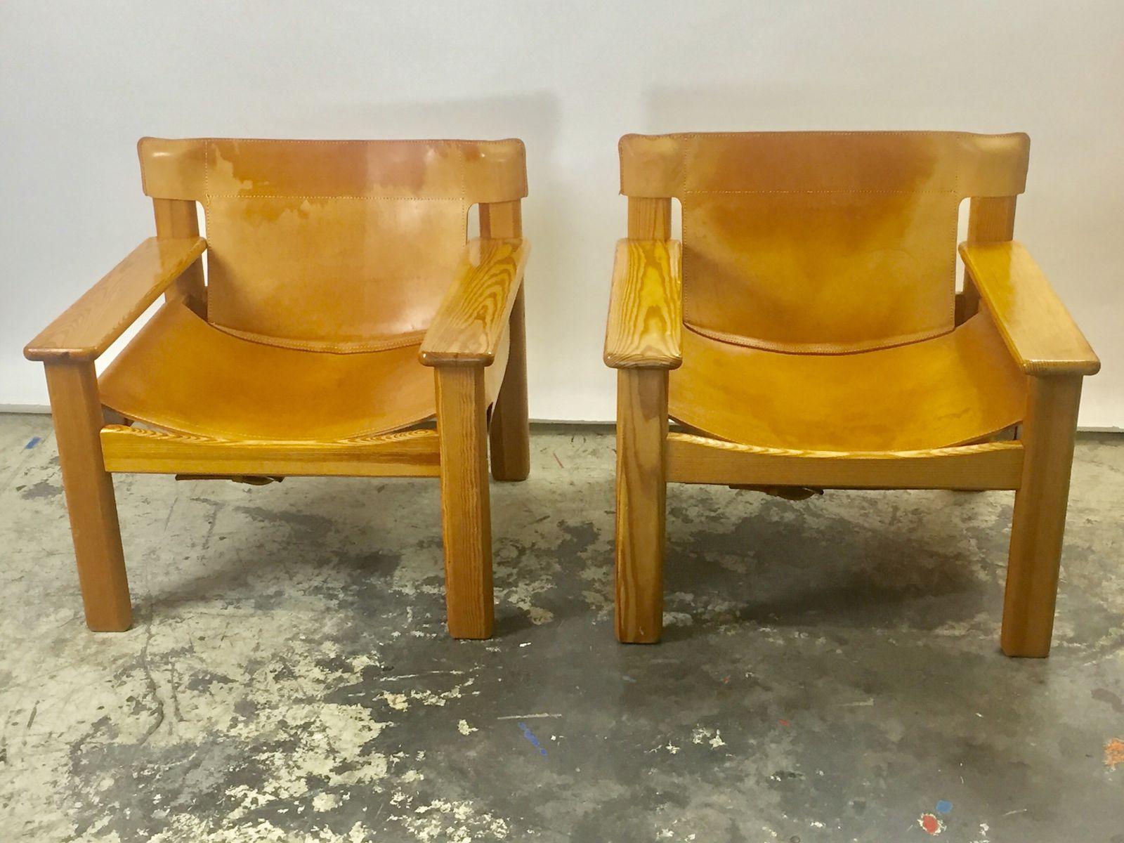 natura sessel von karin mobring f r ikea 1970er 2er set bei pamono kaufen. Black Bedroom Furniture Sets. Home Design Ideas