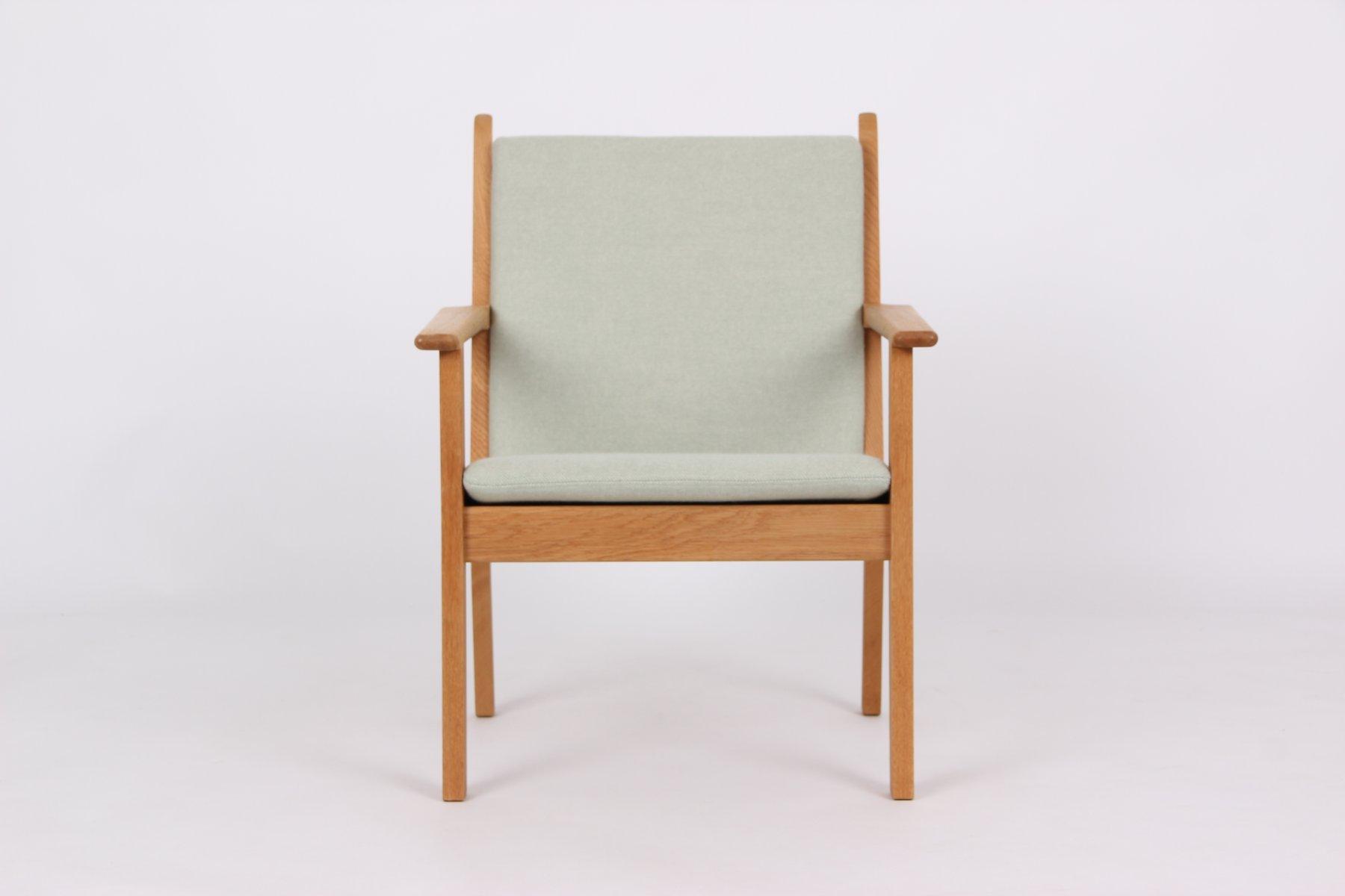 Dänischer vintage GE284 Sessel von Hans J. Wegner für Getama