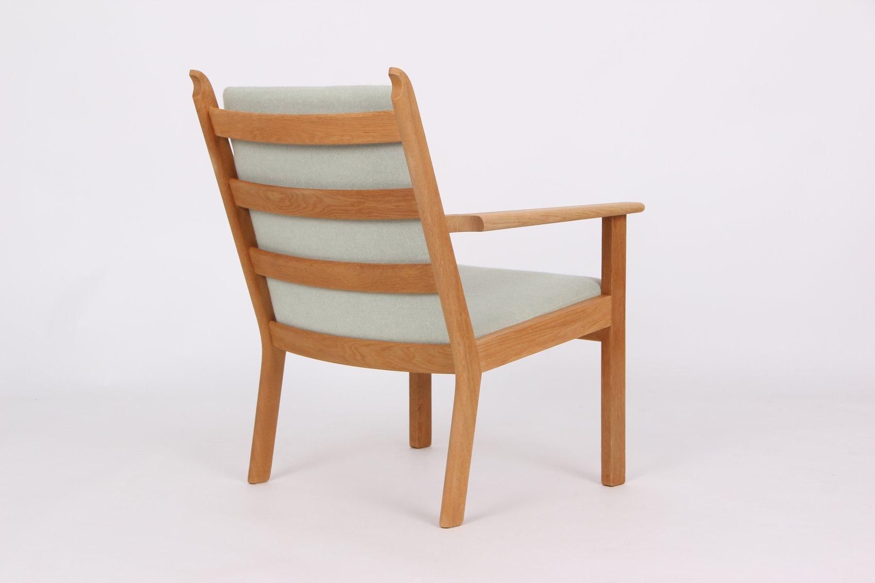 Vintage Danish Ge284 Easy Chair By Hans J Wegner For Getama For