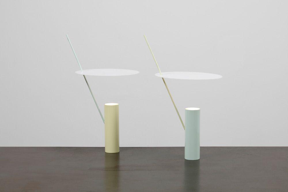 Französische Tischlampen, 1980er, 2er Set