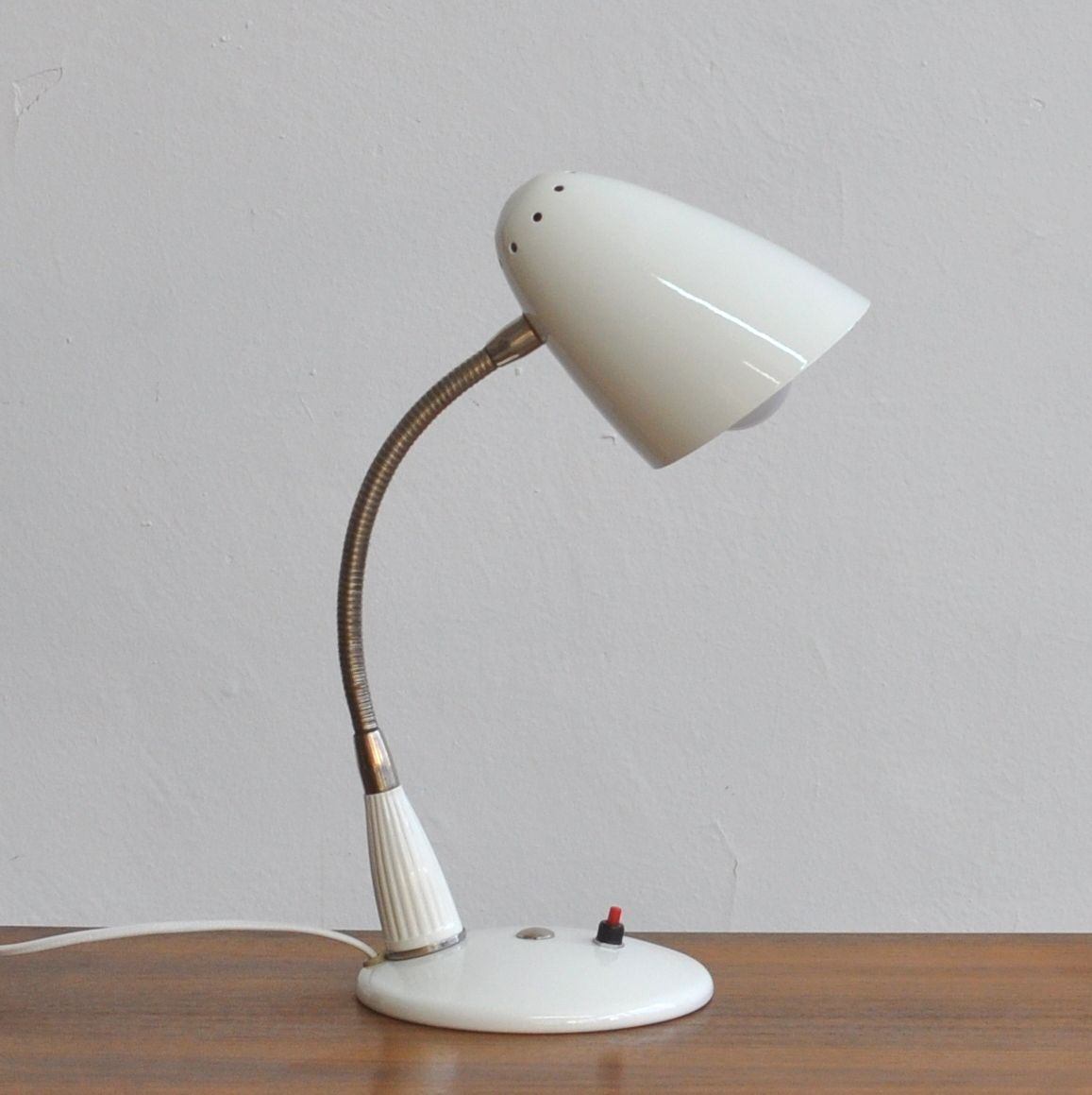 Tischlampe von A. Galecki für Polam MEOS, 1970er