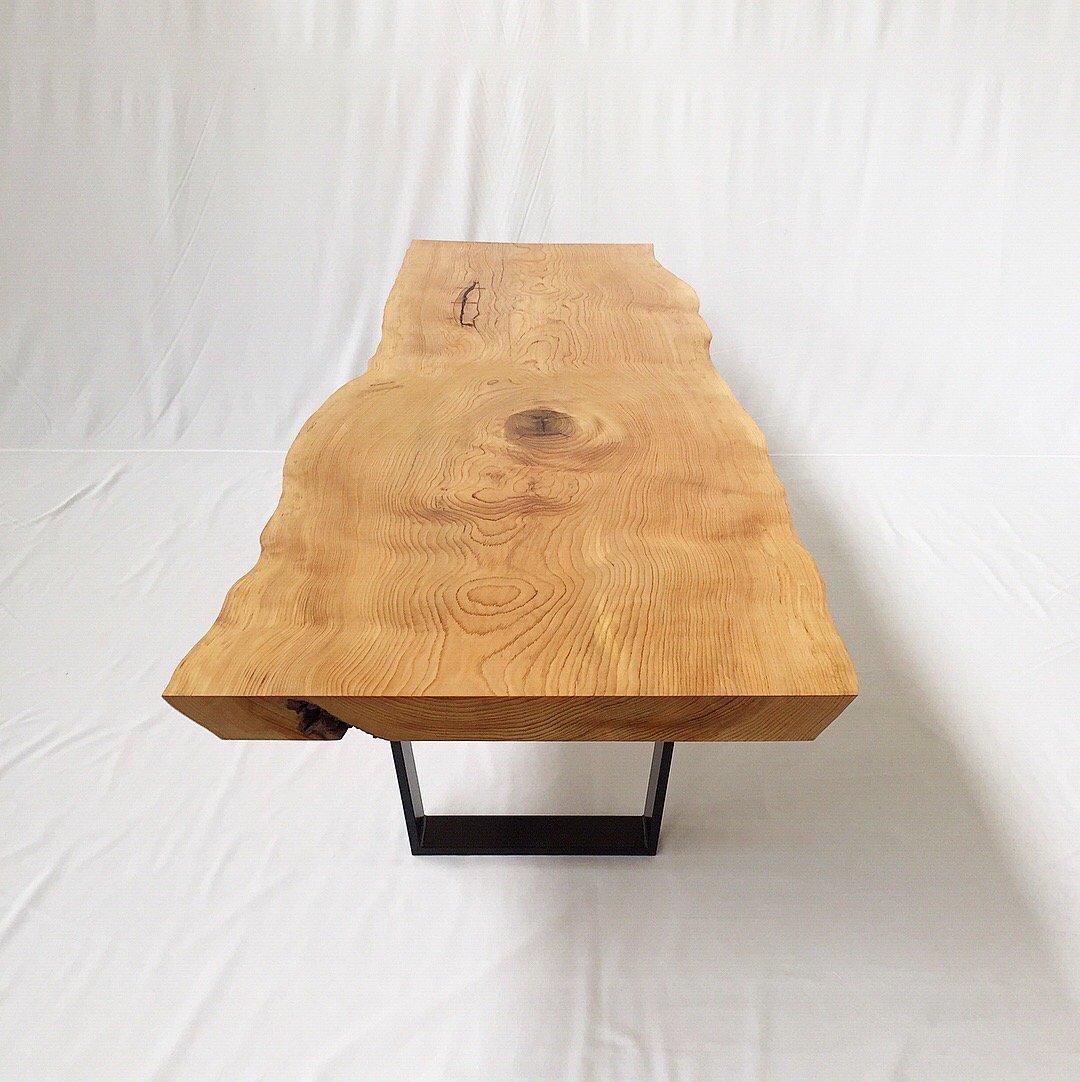 Zedern Esstisch von Studio F
