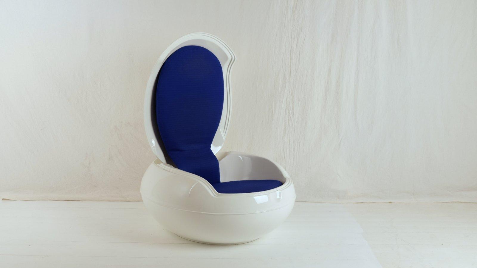 Egg Chair Leder Konzept | Garten Egg Chair Von Peter Ghyczy 1960er Bei Pamono Kaufen