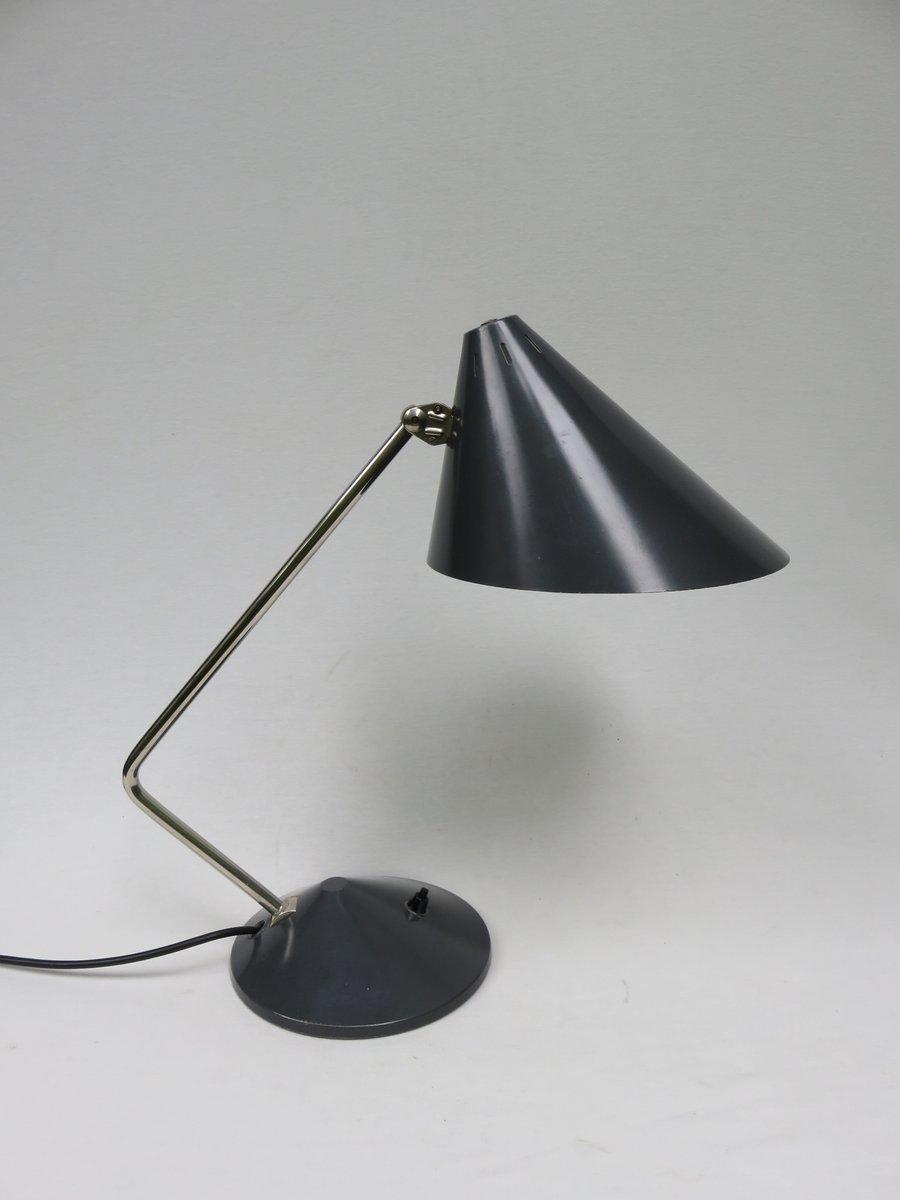Schreibtischlampe von HALA - Hannoversche Lampenfabrik, 1950er