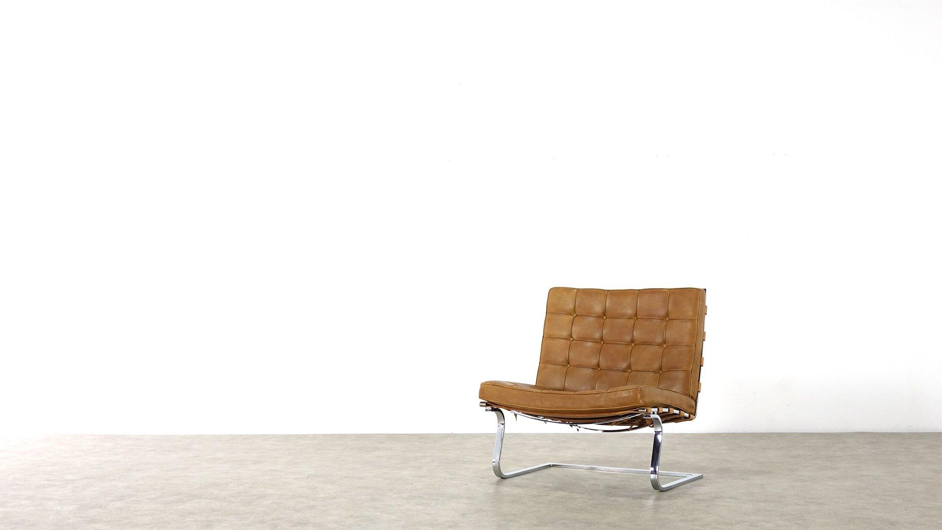 Sessel von Ludwig Mies van der Rohe für Knoll International, 1965