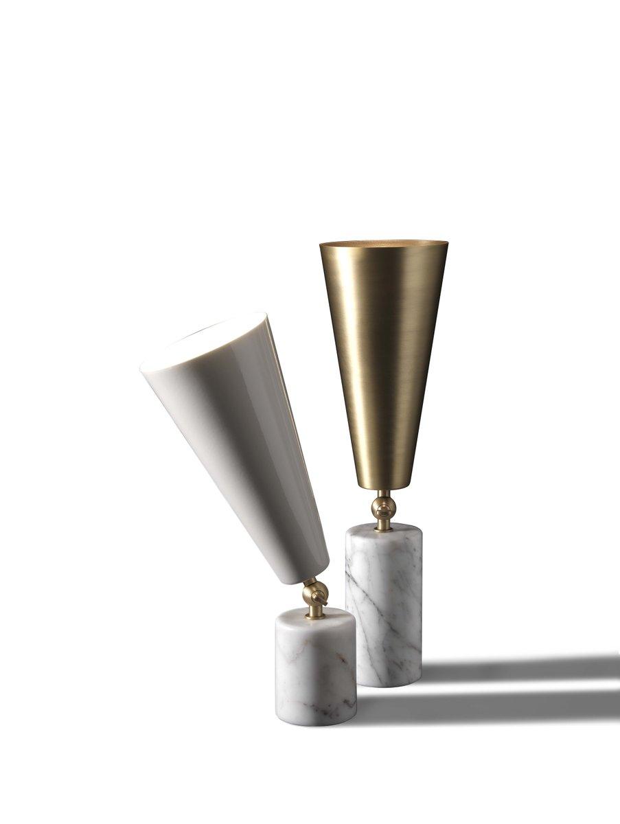 Vox Tischlampe von Lorenza Bozzoli für Tato
