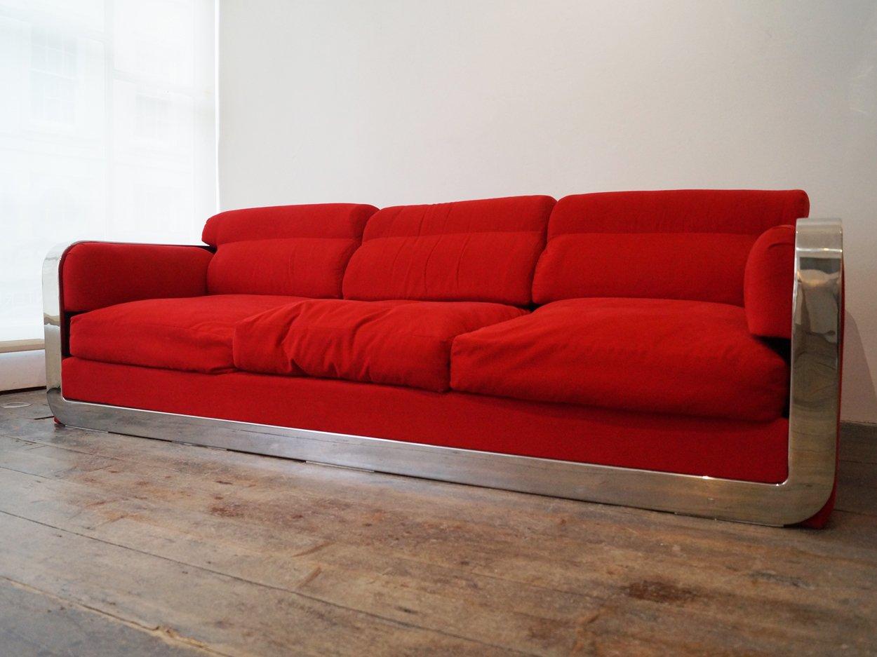 3-Sitzer Sofa von Dada Industrial Design, 1970er