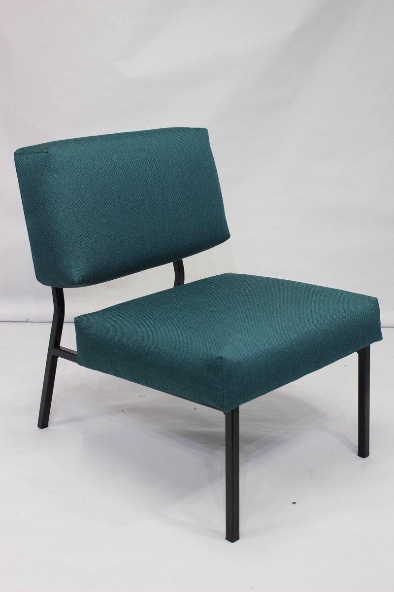 chaise par pierre guariche france 1950s en vente sur pamono. Black Bedroom Furniture Sets. Home Design Ideas
