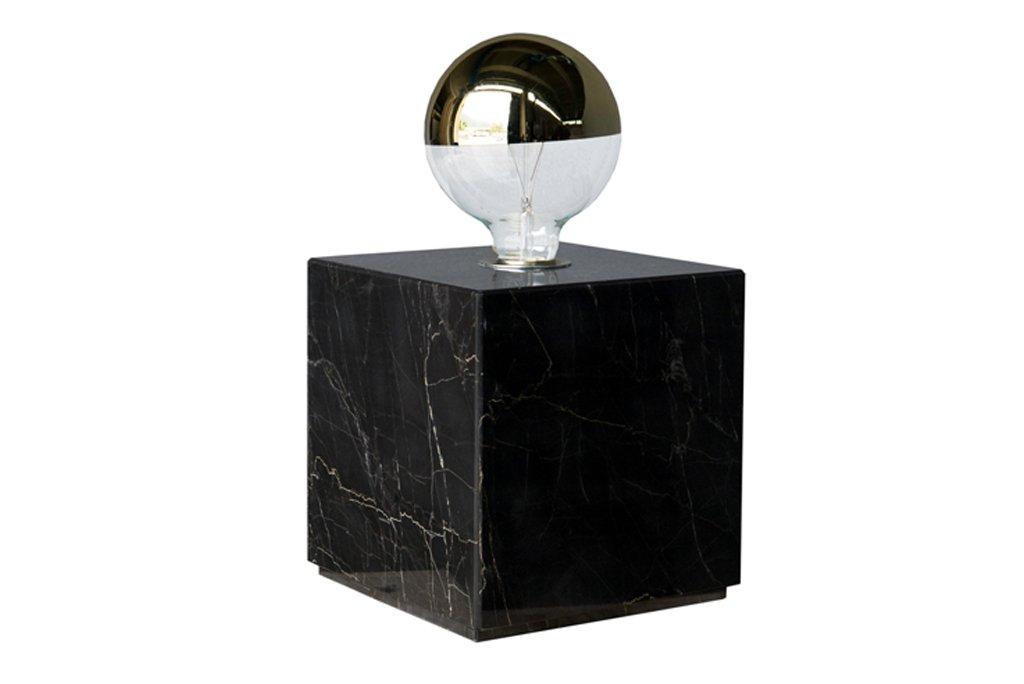 Galilei Granit Lampe aus Portoro Marmor von Tiziana Vittoni Pairazzi f...