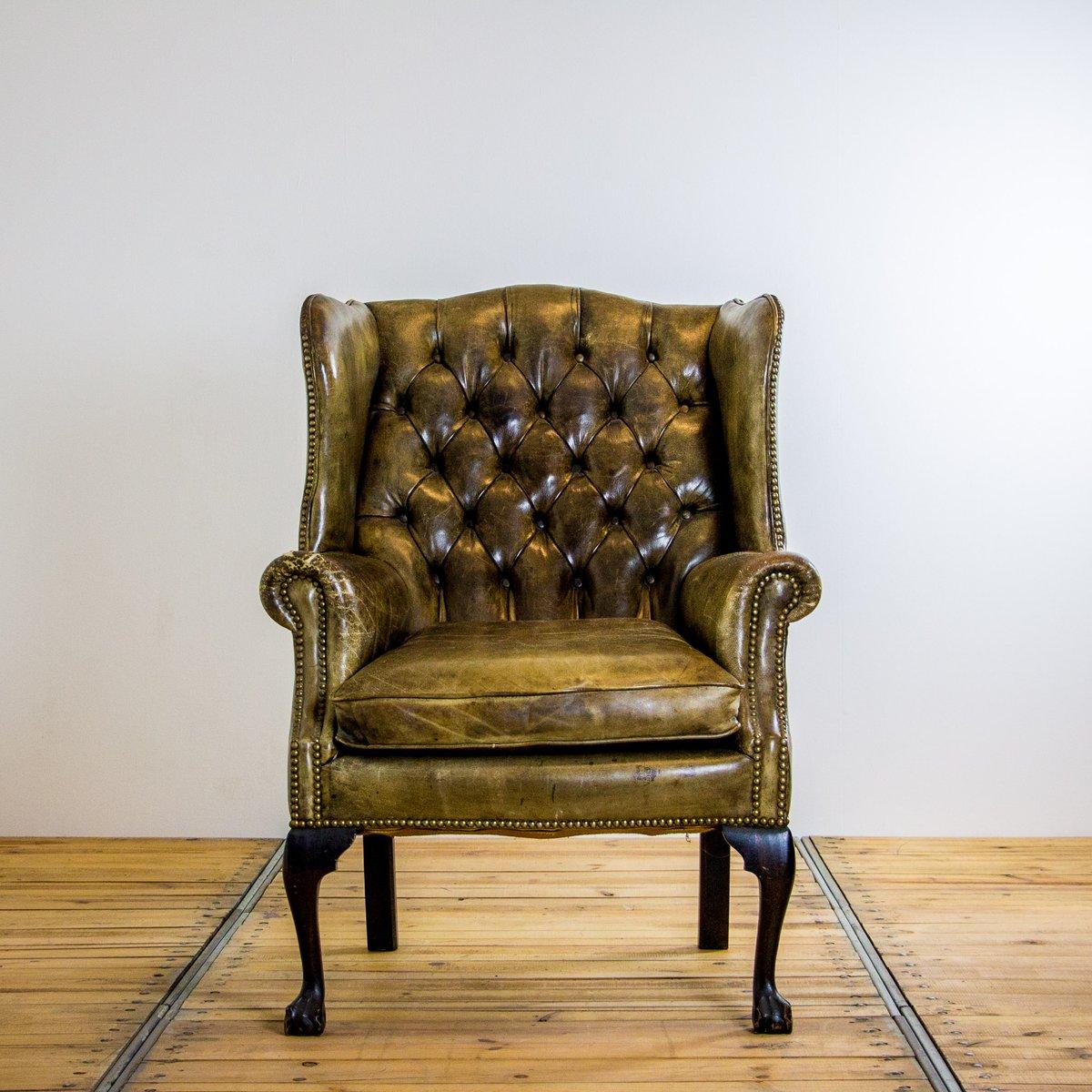 Olivgrun Chesterfield Sessel Online Kaufen Möbel Suchmaschine