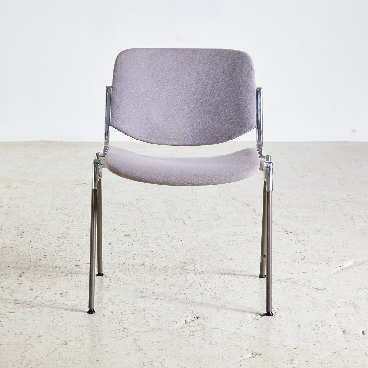 Giancarlo Piretti Design.Dsc 106 Side Chair By Giancarlo Piretti For Castelli 1955