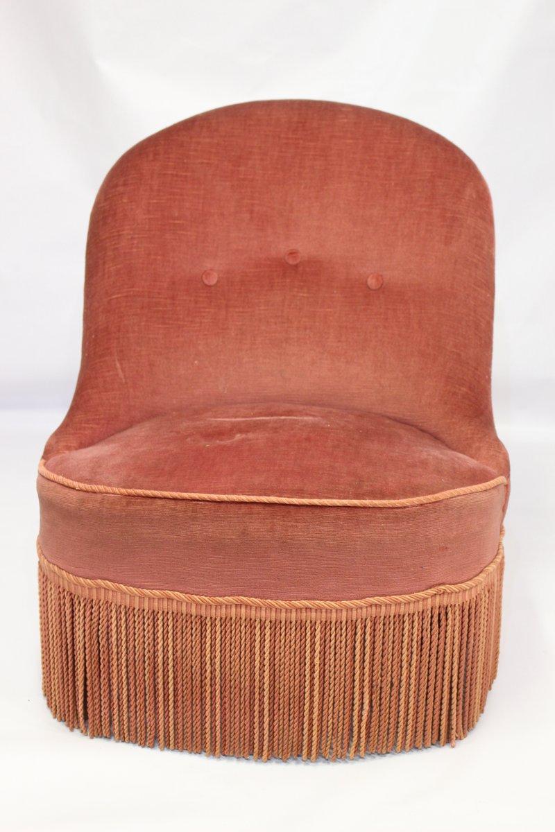 Vintage Crapaud Chair