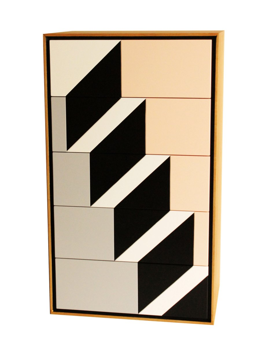 Stairs Frisiertisch von Marco Caliandro