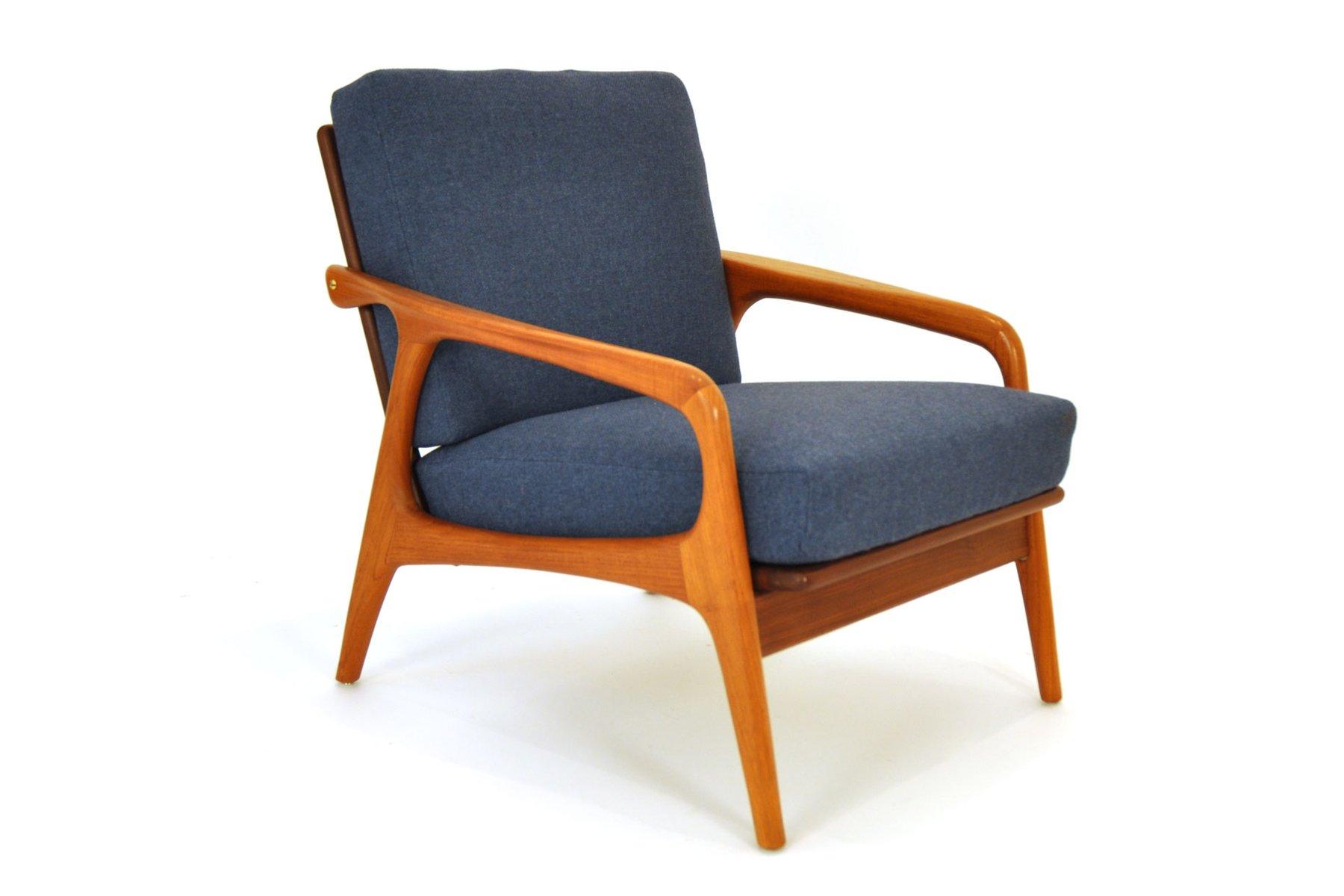 Skandinavischer Sessel, 1960er