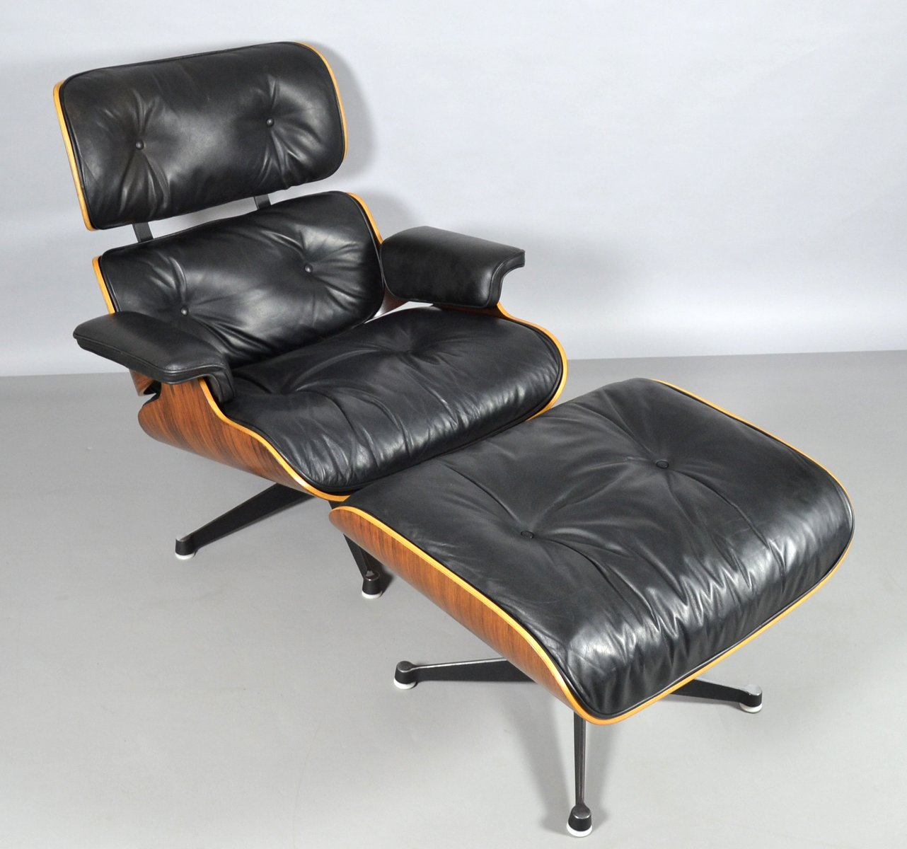 Lounge Chair U0026 Ottoman By Charles U0026 Ray Eames For Vitra, 1960s