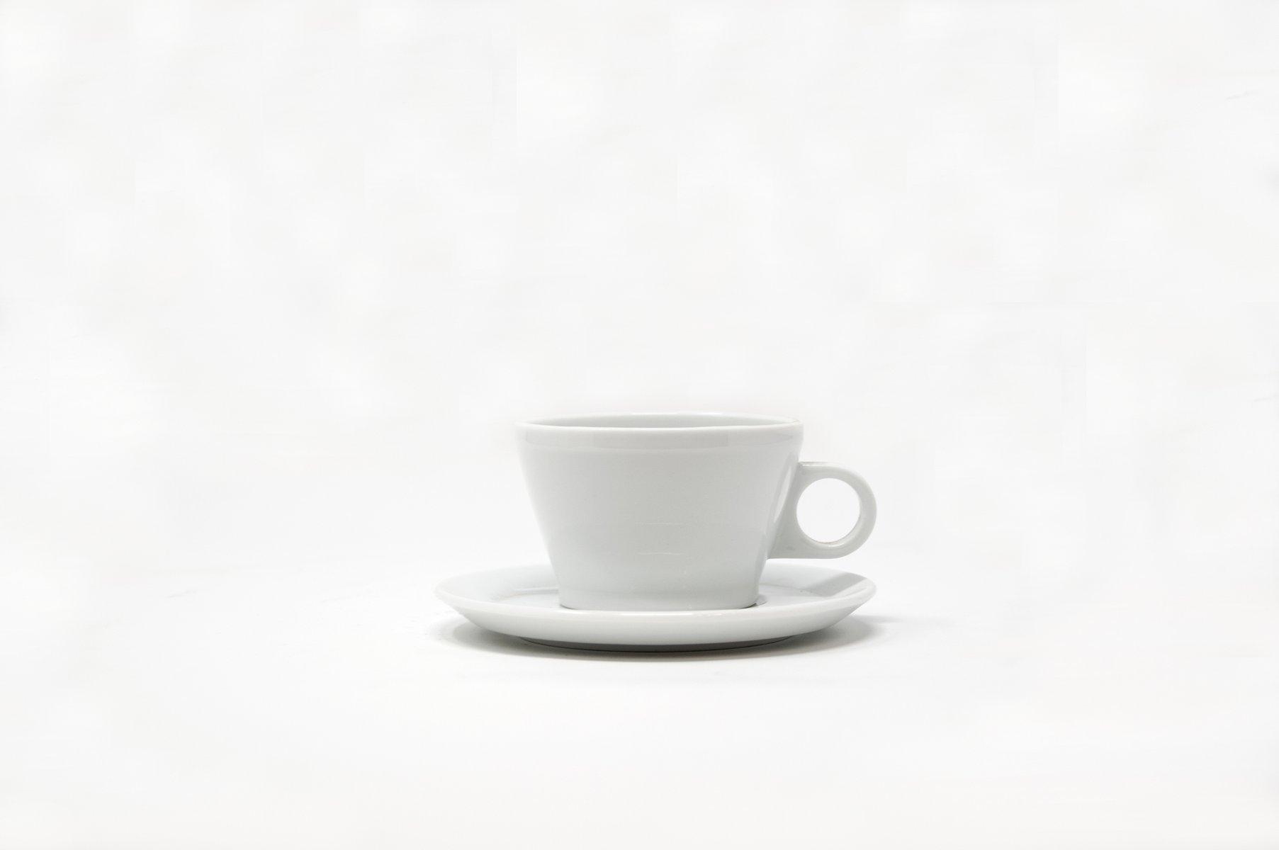 cadcam tasse aus yoshida porzellan von minale maeda f r hands on design bei pamono kaufen. Black Bedroom Furniture Sets. Home Design Ideas