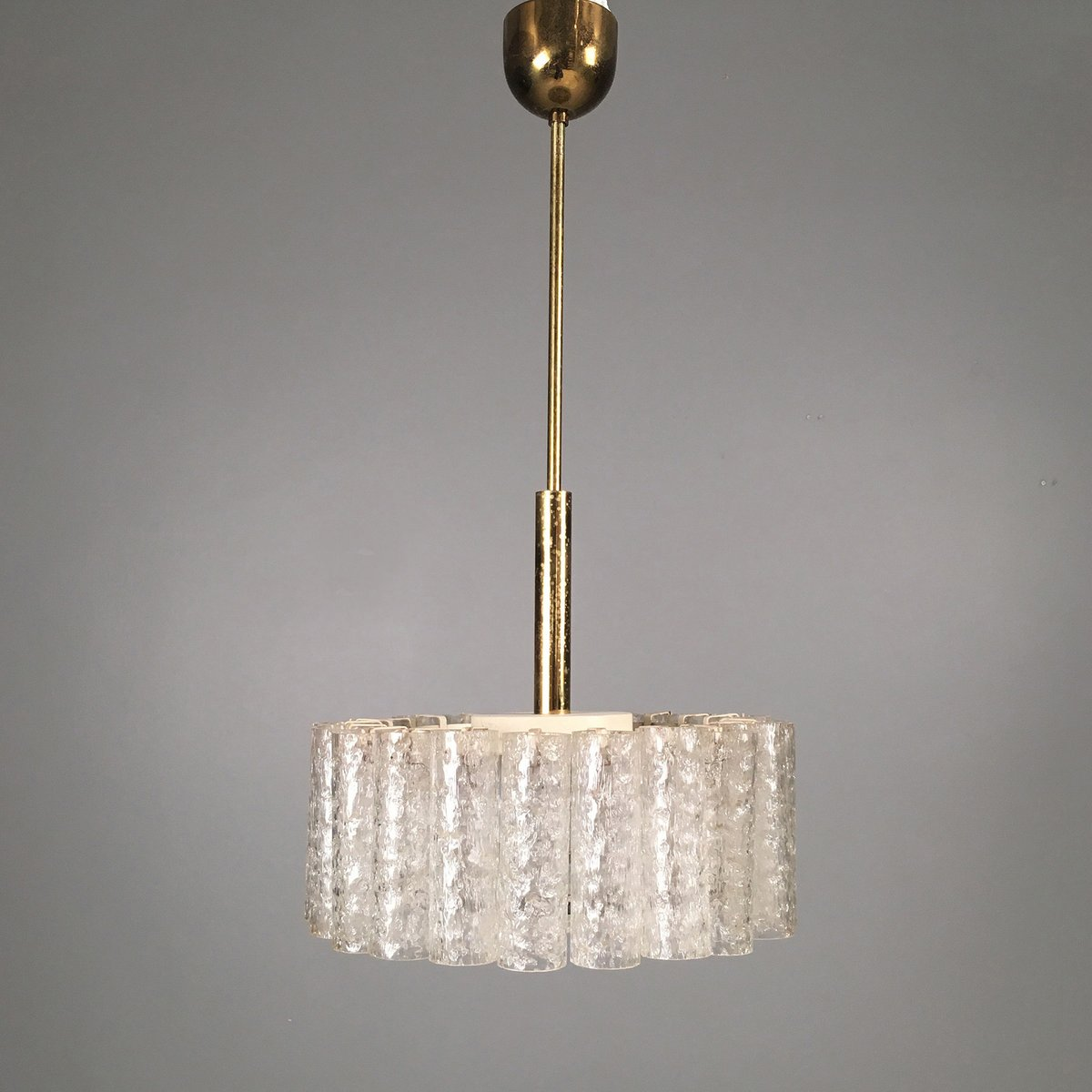 Mid Century Modern Ceiling Lamp From Doria For Sale At Pamono