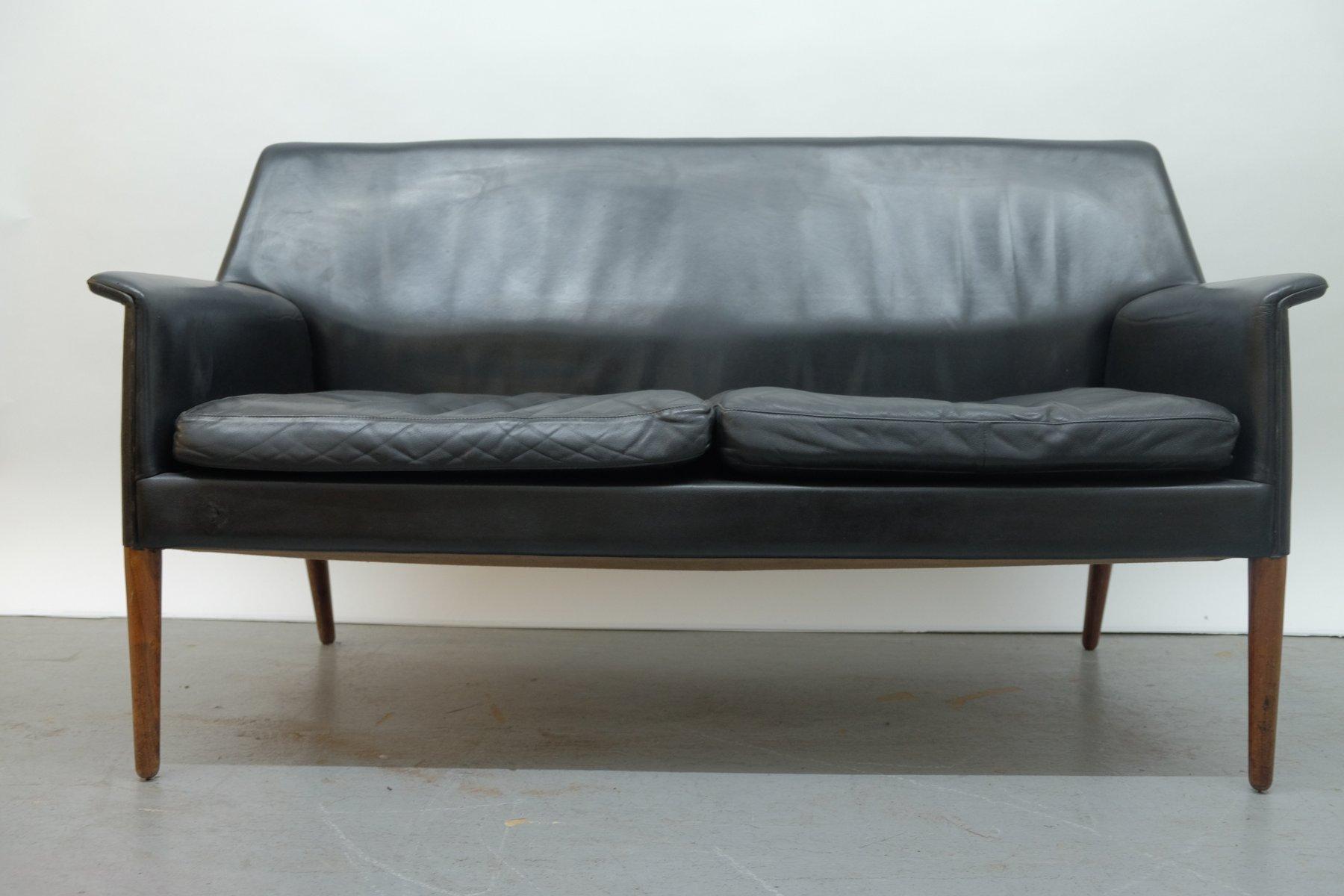 mid century sofa und sessel von ejnar larsen aksel bender bei pamono kaufen. Black Bedroom Furniture Sets. Home Design Ideas