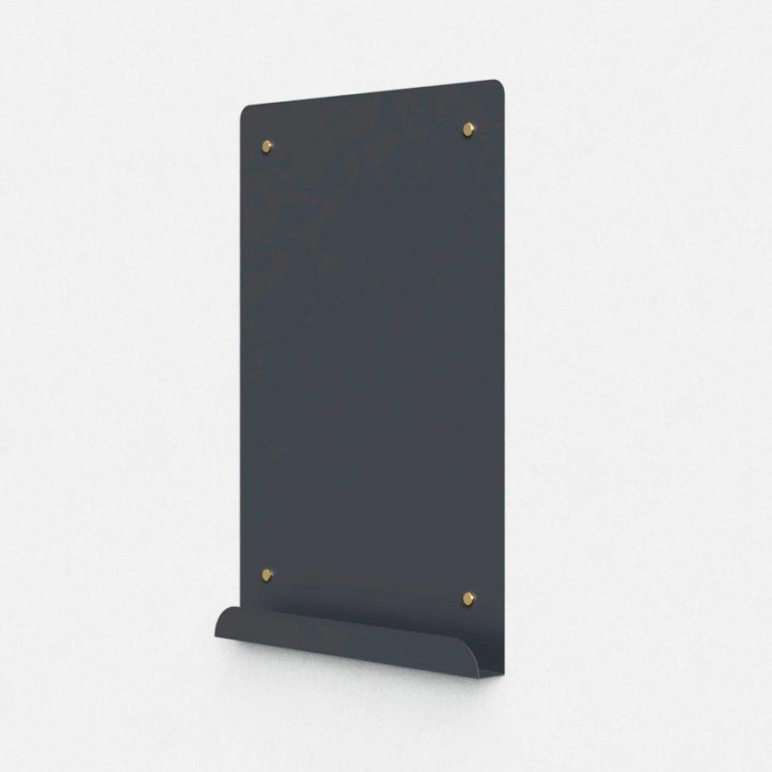 tableau d 39 affichage myosotis portrait magn tique par richard bell pour psalt design 2012 en. Black Bedroom Furniture Sets. Home Design Ideas