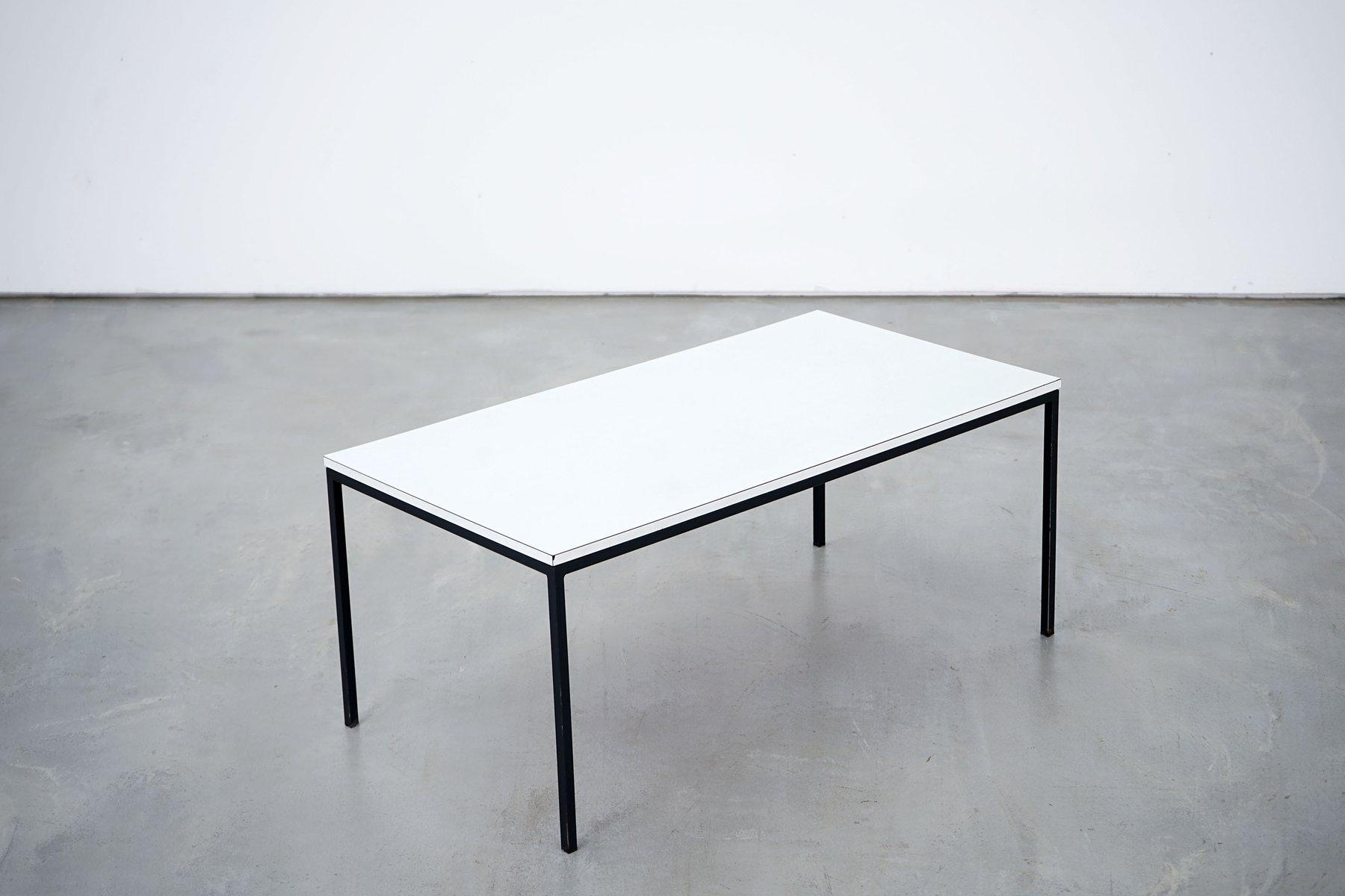 couchtisch mit resopal platte 1960er bei pamono kaufen. Black Bedroom Furniture Sets. Home Design Ideas