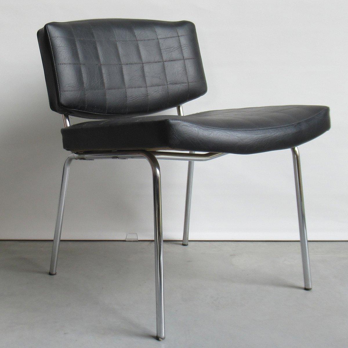 chaise mod le board mid century par pierre guariche pour meurop en vente sur pamono. Black Bedroom Furniture Sets. Home Design Ideas