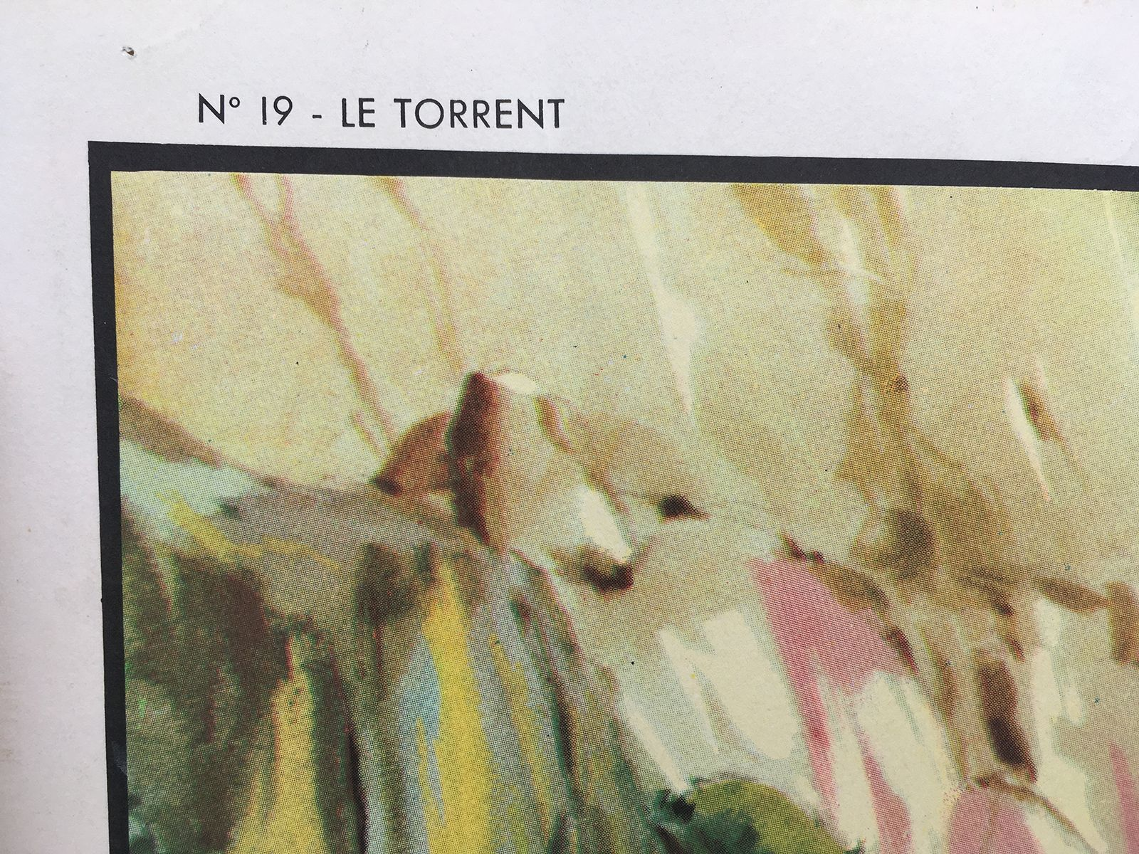 Volcano & Torrent Poster, 1960er bei Pamono kaufen