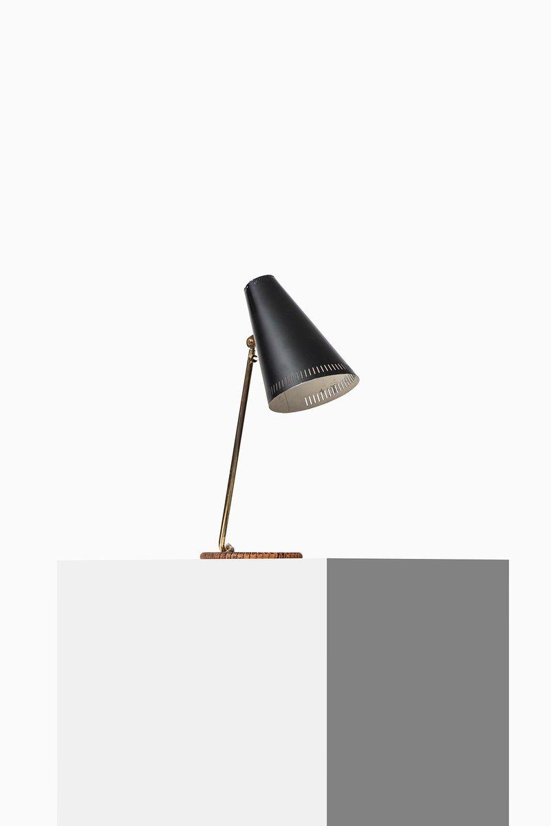 Finnische K11-15 Tischlampe von Mauri Almari für Idman, 1950er
