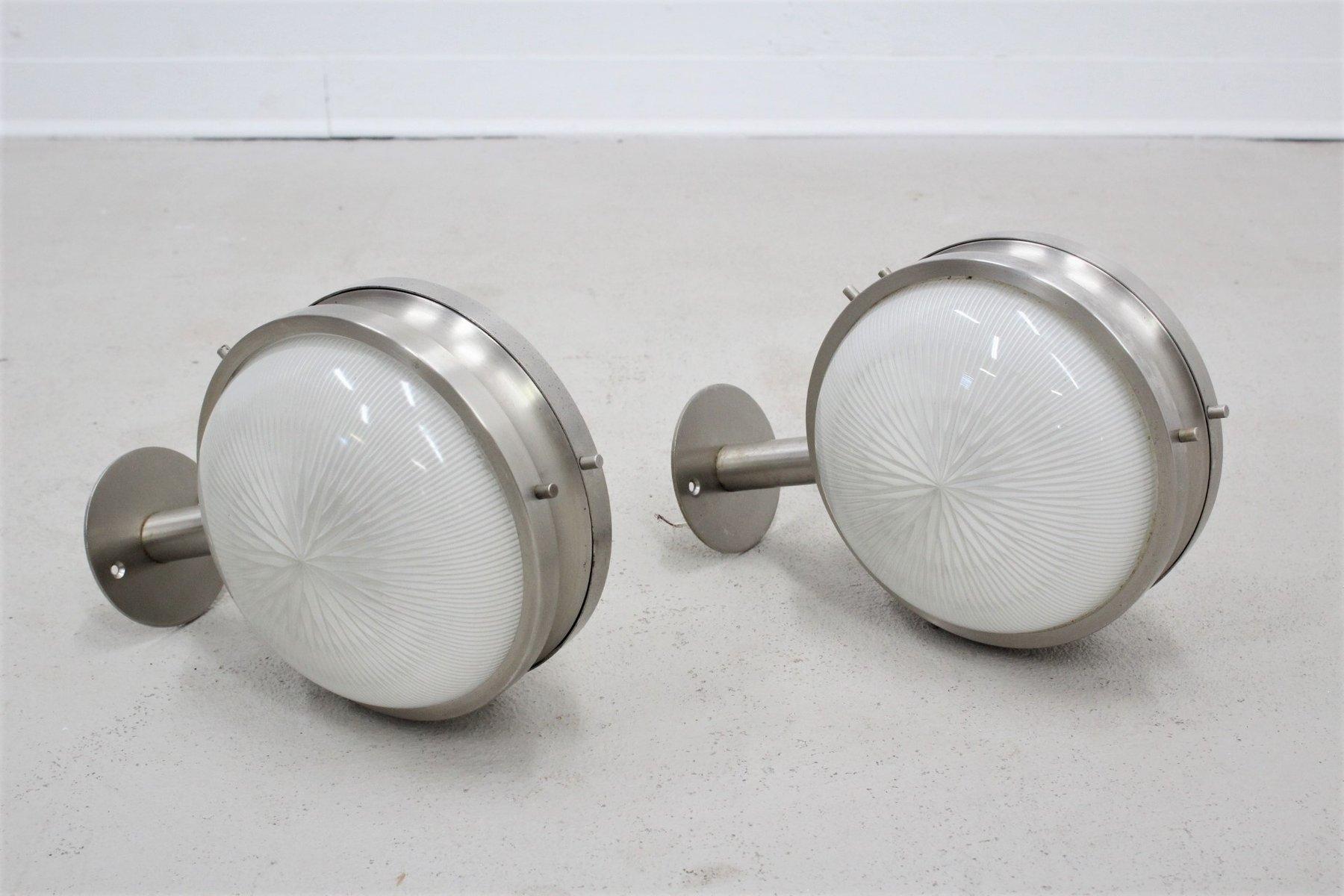 Mid-Century Gamma Wandlampen von Sergio Mazza für Artemide