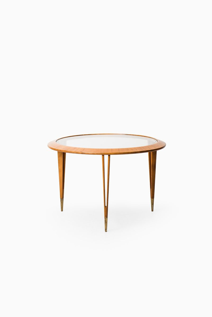 Swedish Coffee Table By Bertil Fridhagen For Bodafors, 1950s