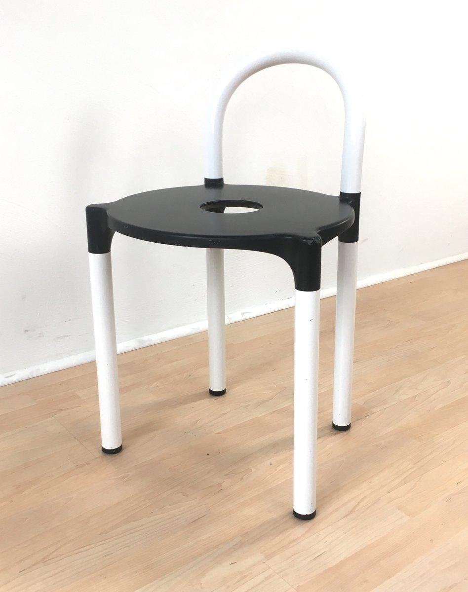mid century stuhl von anna castelli f r kartell 1970er. Black Bedroom Furniture Sets. Home Design Ideas