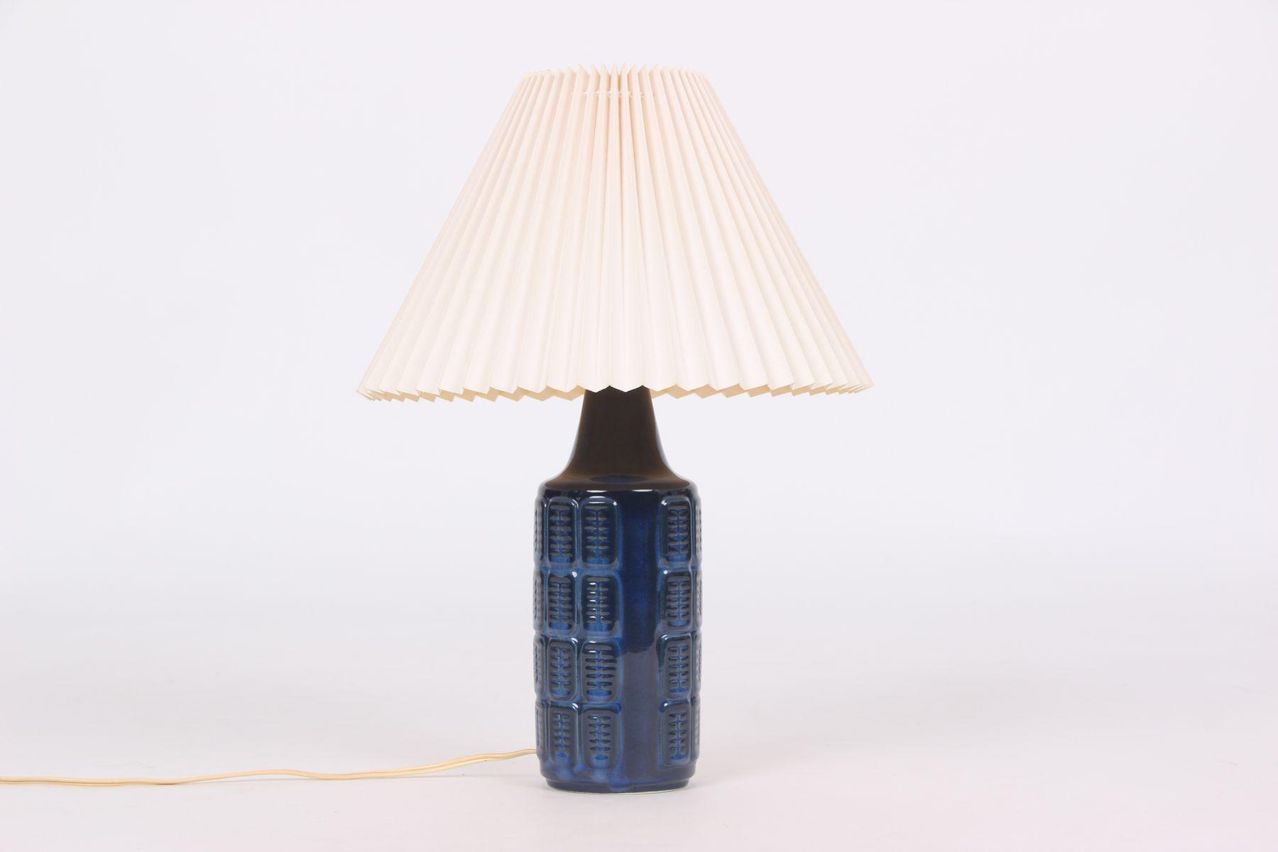 Dänische Vintage Tischlampe von Søholm