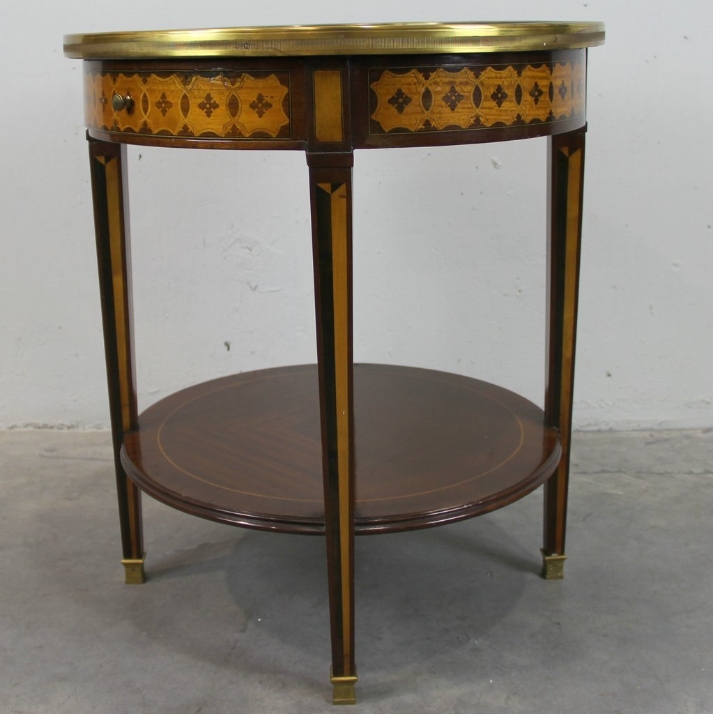 Vintage Side Table With Drawer From Herraiz 8 648 00 Price Per Piece