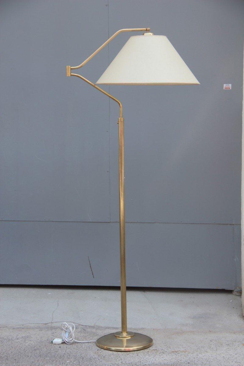 Italienische Stehlampe, 1940er