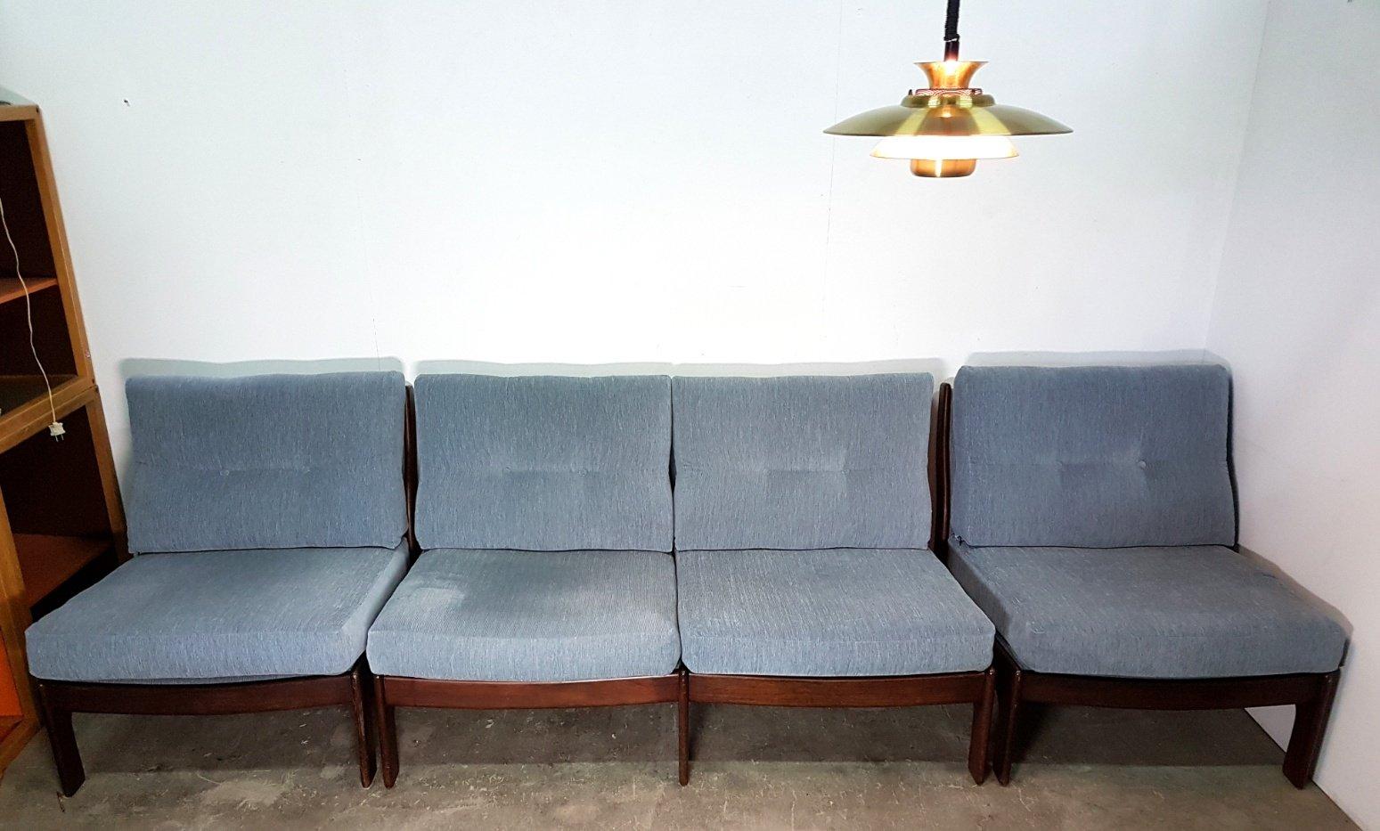 Cheap Dnisches Vintage Wohnzimmer Set With Vintage Wohnzimmer