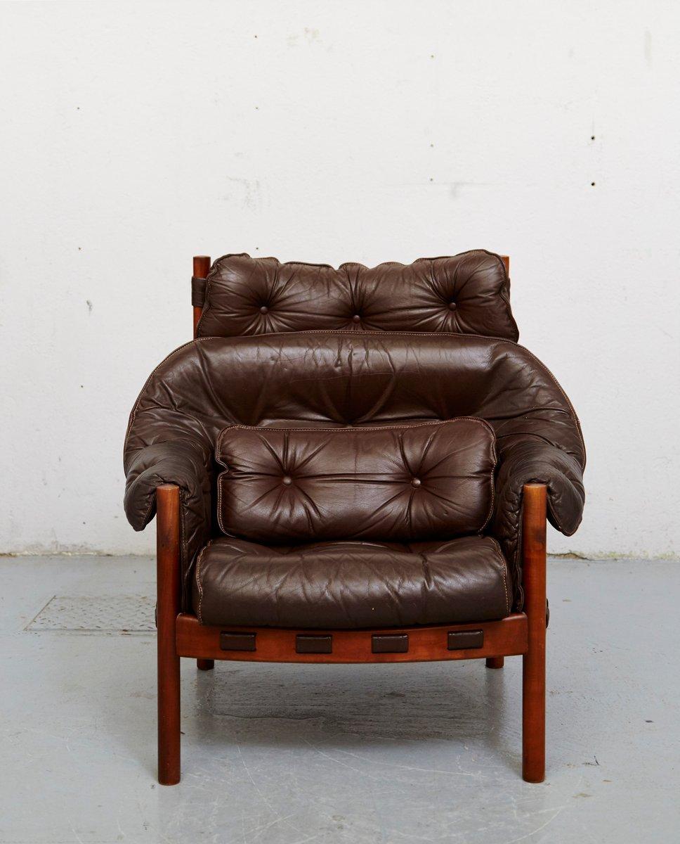 Vintage Armlehnstuhl von Arne Norell für Coja