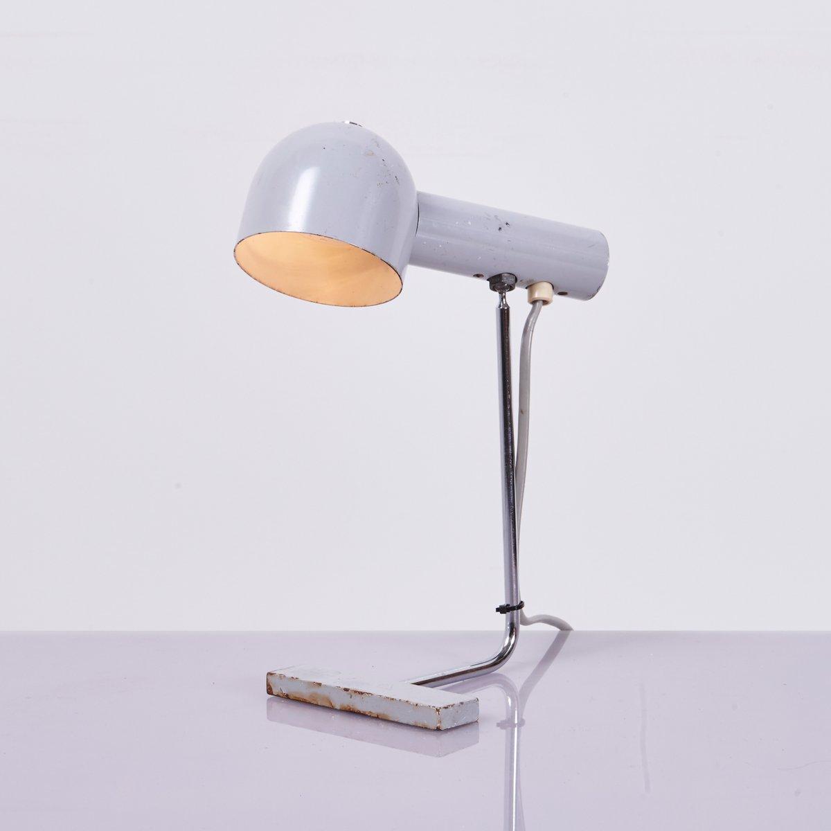 lampe de bureau industrielle par josef hurka pour napako 1950s en vente sur pamono. Black Bedroom Furniture Sets. Home Design Ideas