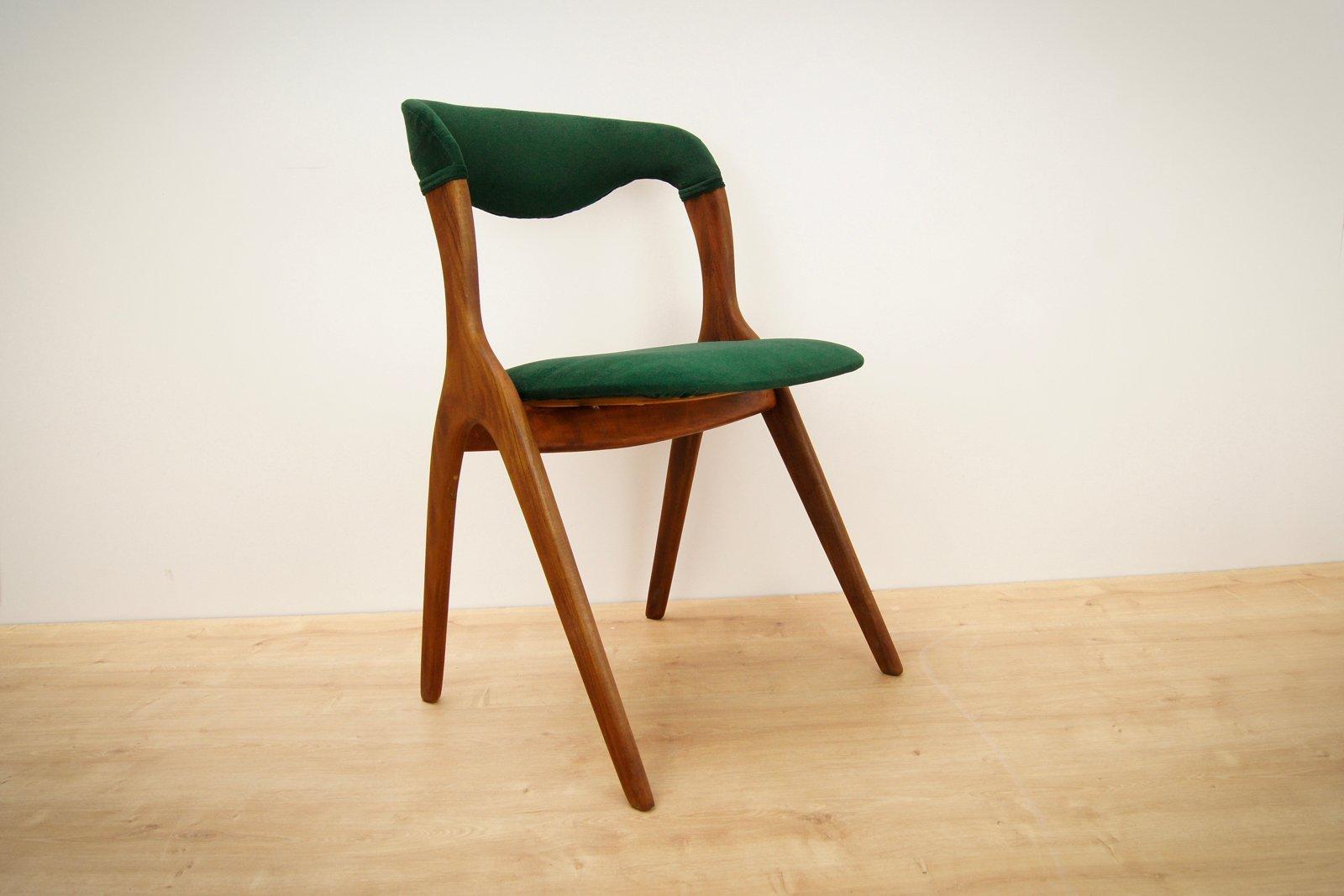 mid century stuhl von vamo sonderborg bei pamono kaufen. Black Bedroom Furniture Sets. Home Design Ideas