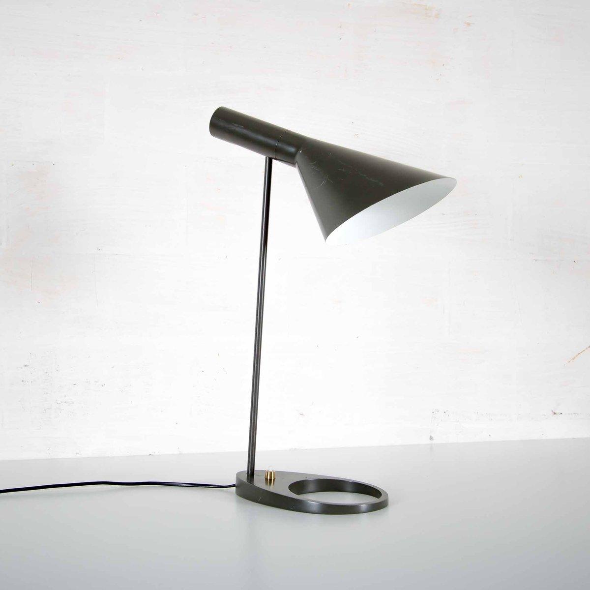 Modell AJ Schreibtischlampe von Arne Jacobsen für Louis Poulsen, 1960e...