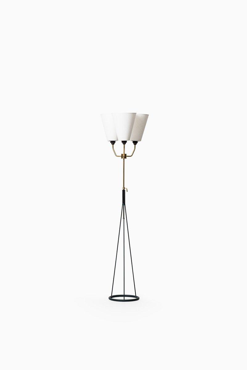 Schwedische Mid-Century Stehlampe, 1960er