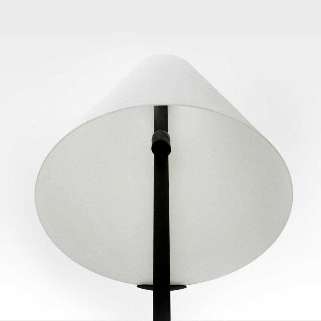micene stehlampe mit opalglas schirm von leucos 1990er bei pamono kaufen. Black Bedroom Furniture Sets. Home Design Ideas
