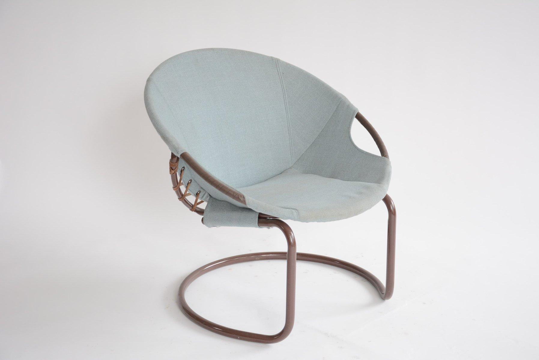 Circle Chairs von Lusch Erzegnis für Lush & Co, 1960er, 2er Set