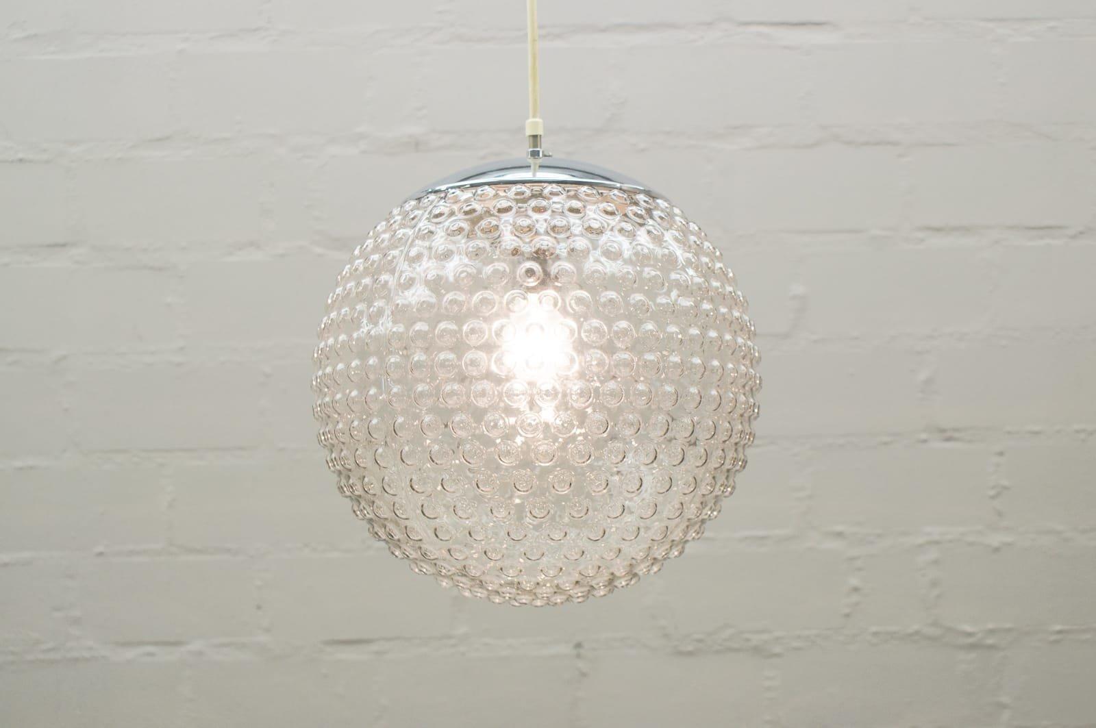 Lampade In Vetro Anni 70 : Lampada in vetro di staff anni in vendita su pamono
