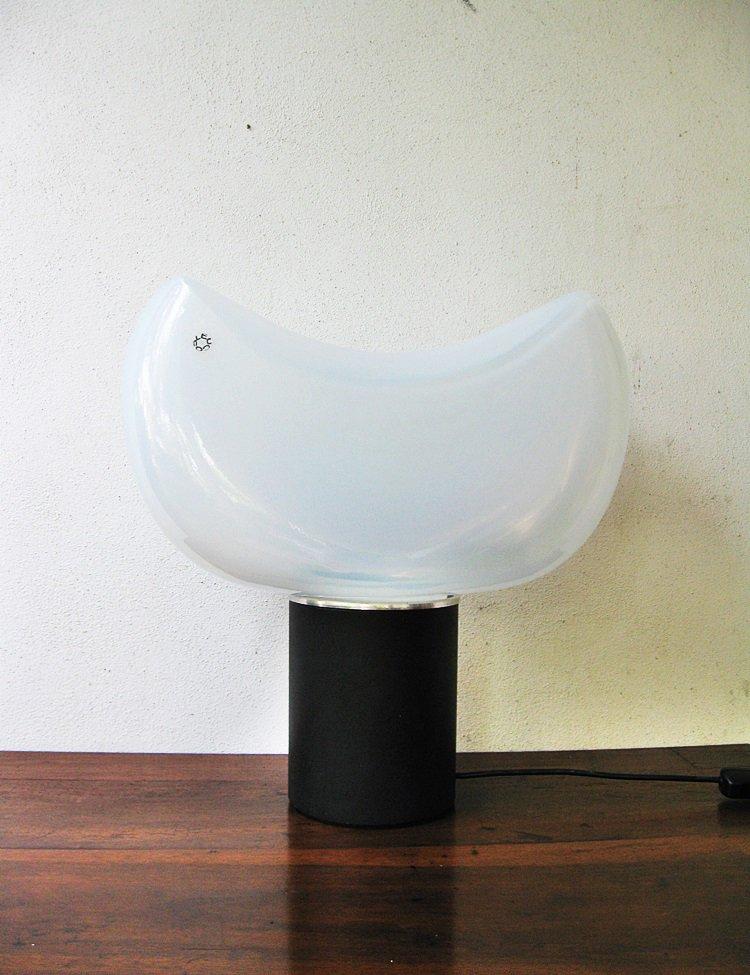 Modell Aghia Tischlampe von Roberto Pamio für Leucos, 1970er