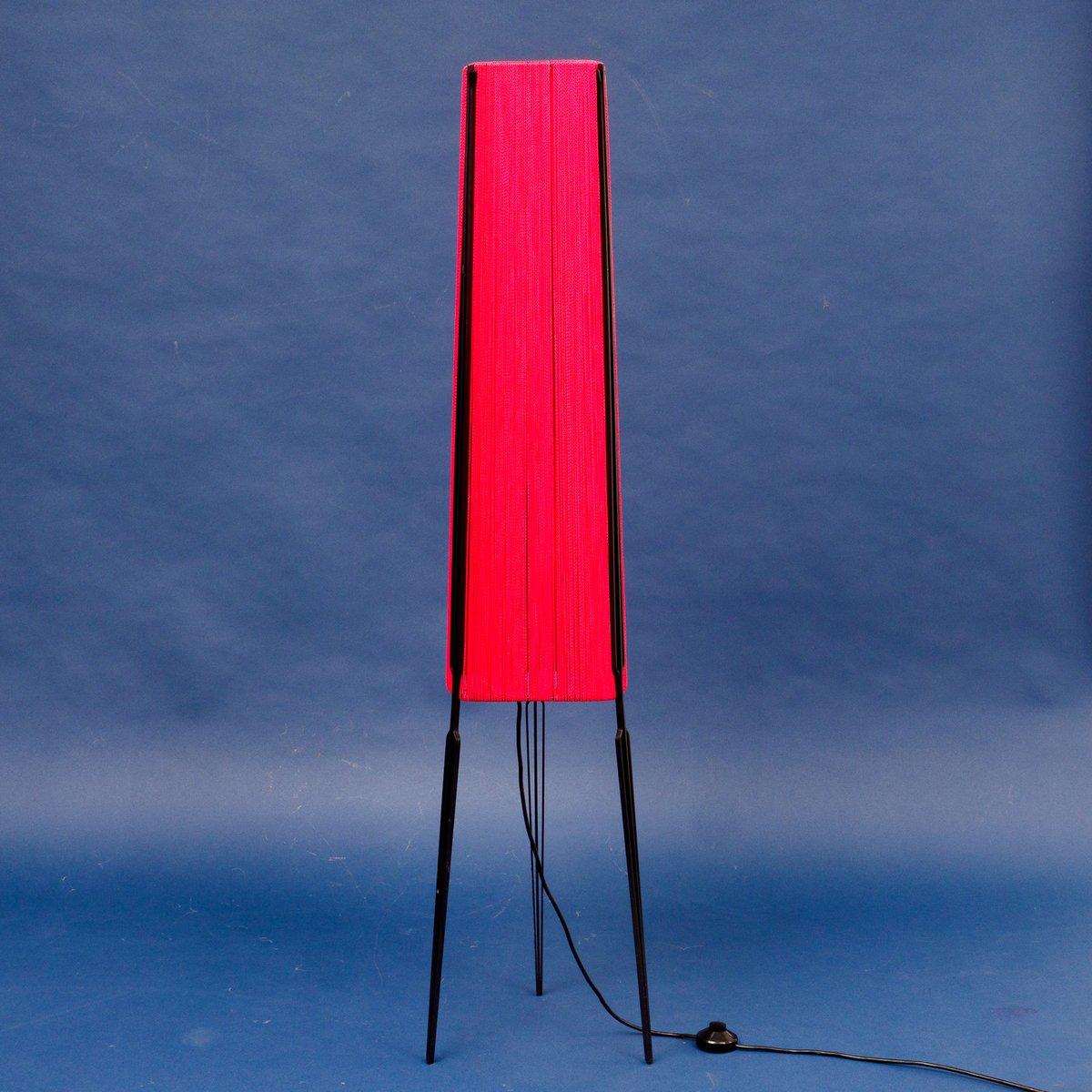 Rocket Stehlampe, 1950er
