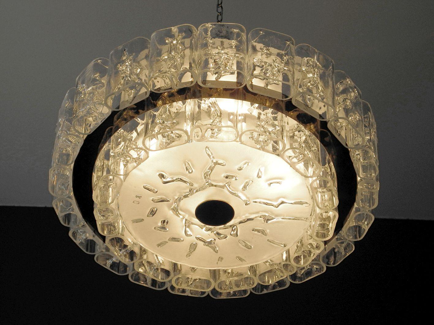 Kronleuchter Xxl Modern ~ Er vintage xxl tütenlampe deckenlampe retro kronleuchter lampe
