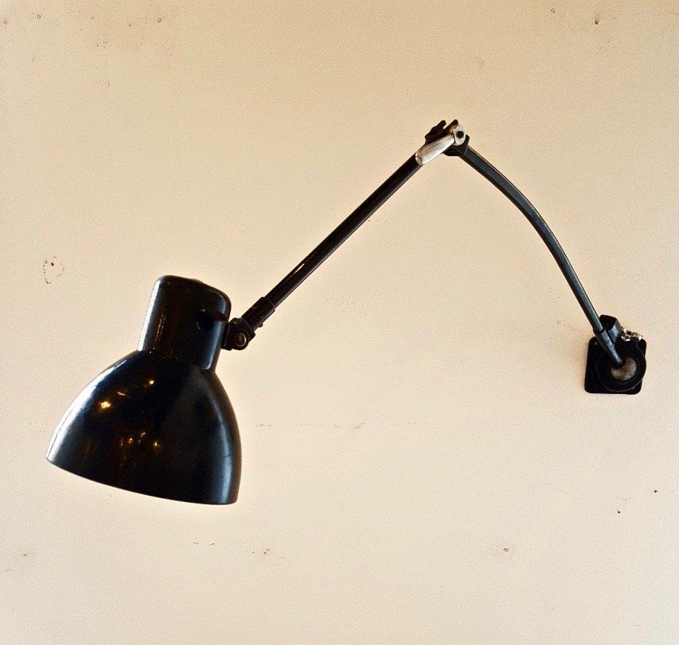 Modell N°971-K30 Wandlampe von Kandem Leuchte, 1930er
