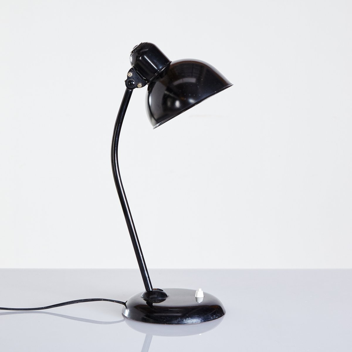 Vintage Industrial Table Lamp By Christian Dell For Kaiser Idell