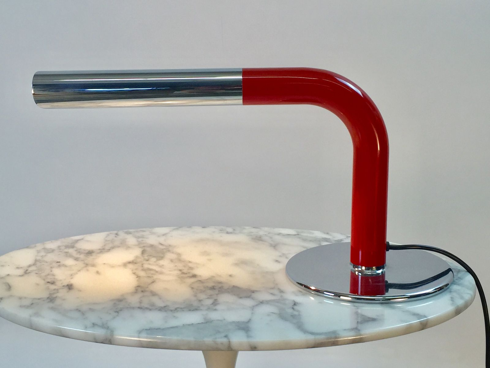 Gulp, Gully & Pric Tischlampen von Ingo Maurer für M-Design, 1970er, 3...